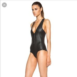 Mikoh Neoprene NWT One Piece Swim